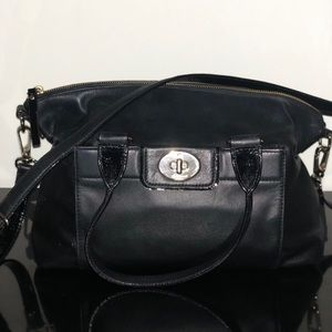 Kate Spade Black Leather Handbag